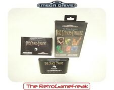 ■■■ Sega Megadrive: The Chaos Engine - Complete / CIB / OVP ■■■