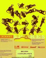 hornby international ho spares hs1094 1x coupling pack suits hr2002/13