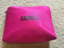NWOT Kate Spade Jewelry Pouch Bon Voyage Baubles Snapdragon