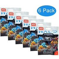 Halo Micro Action Figures Blind Bag 6-pk Battle For Ark Series Mega Construx