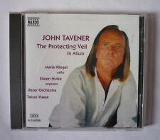 JOHN TAVENER - THE PROTECTING VEIL IN ALIUM - 1999 CD ALBUM