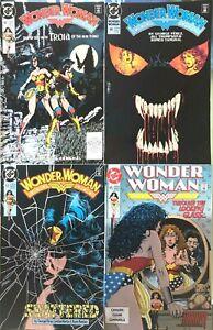 WONDER WOMAN DC 1987 Series VF/NM CHOOSE ONE  or More 47 48 51