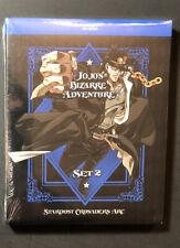 Jojo's Bizarre Adventure Set 2 Stardust Crusaders Arc (Blu-ray Disc) NEW