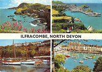 BR83362 ilfracombe north devon ship bateaux    uk