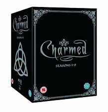 CHARMED COMPLETE SERIES SEASONS 1 2 3 4 5 6 7 8 R4 NEW 48 DISC BOXSET  1-8