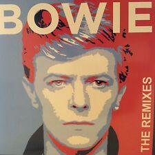 """DAVID BOWIE """" THE REMIXES """" *** COLOURED VINYL LP *** NEW DANCE ROCK POP"""
