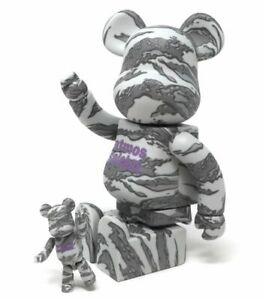 Atmos Solebox 400% 100% Bearbrick Be@rbrick Medicom Toy ComplexCon Rare Limited