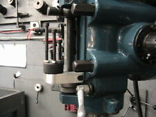 BRIDGEPORT MILLING MACHINE QUILL STOP 4 STATION INDEXABLE TURRET MADE IN THE US