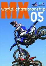 World Motocross Championship Review 2005 DVD MXGP MX AXO THOR ARAI FMF SCOTT UFO