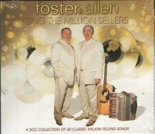 Foster & Allen - Sing The Million Sellers CD