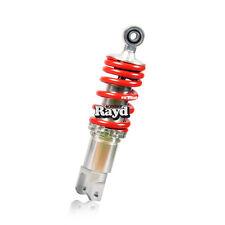 KN Universal Rear Shock Coilover Coil Over KN Kikaku Red for Honda Ruckus JDM