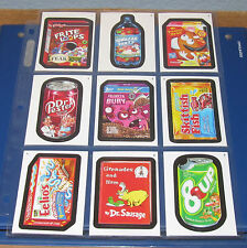 WACKY PACKAGES ANS8 SINGLES ( PICK ANY 3 ) GREAT PRICE