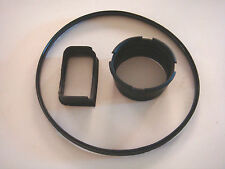 Dyson DC07 set of three cyclone replacement gaskets/seals