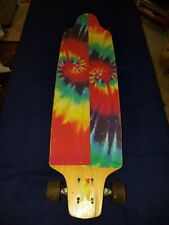 Madrid Longboard Skateboard Nice Trucks Sweet Board! Look! Grateful Dead Board