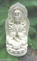 Latex Buddha oriental mold plaster concrete casting garden Asian mould
