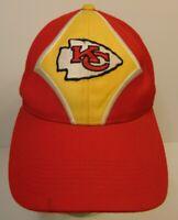 Vintage 1990s KANSAS CITY CHIEFS NFL Football Starter Hat Cap Diamond 3 Color KC