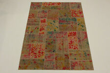 nomades PATCHWORK COLLECTION NEUF COULEUR PERSAN TAPIS d'Orient 2,42 x 1,73
