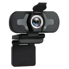Full HD 1080P Webcam For PC Desktop Laptop USB Web Camera With Microphone / FHD