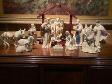 Lenox First Blessing Full Nativity Set