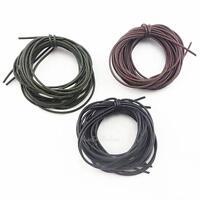 3Pcs/Set Silicone Carp Fishing Soft Rigs Tube Sleeve Pretend Fishing Lines 1M