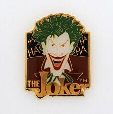 Vintage DC Comic Book Batman Character - The JOKER - 1989 Gift Creations Pin