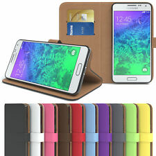 Handytasche für Samsung Galaxy Alpha Hülle EC Karten Schutzhülle Tasche Case