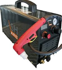 SlashArc CUT40 Plasma Cutter 40 Amp Dual Voltage 115/230v 20' torch 110v 220v