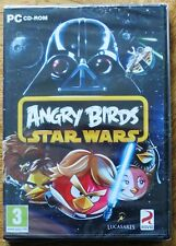 Angry Birds: Star Wars-Death Star Force Sith Jedi-New & Sealed - (PC CD-ROM)