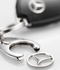 Mercedes-Benz Schlüsselanhänger, Einkaufs Chip, Einkaufswagen, Stern