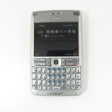 Nokia E Series E62 - Silver (AT&T) Smartphone