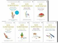 Adrian Mole Series 8 Books Children Collection Paperback Set By Sue Townsend