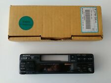 XR-4750RDS SONY FRONTALINO NUOVO RICAMBIO AUTORADIO  CASSETTE CAR XR4750RDS