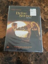 Before Sunset Candid, Funny, Deeply Moving, 2004 New Dvd Movie.