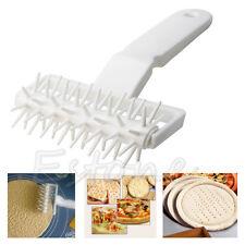 Pizza Pie Pastry Dough Docker Cookies Roller Dough Pitter Crust Embossing Tool