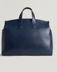 Dunhill Bag 100% Leather Duke Weekender Hold-all  BNWT INK RRP £2695