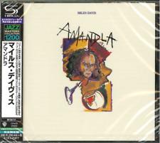 MILES DAVIS-AMANDLA-JAPAN SHM-CD C15