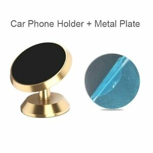 Car Phone Holder Magnetic Universal Magnet Phone Mount for iPhone X Xs