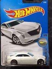 Hot Wheels Cadillac Elmiraj  White    NEW  MOMC