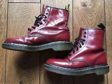 Vintage Dr Martens 1460 Oxbloods boots - size 5