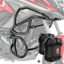 Set Sturzbügel + Taschen für Honda NC 750 X / 700 X 12-20 Schutzbügel
