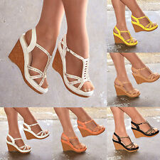 Wedge Special Occasion Synthetic Leather Shoes for Women