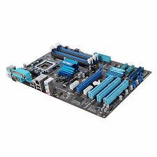 ASUS P5P41C intel G41 DDR2/DDR3 LGA775 with I/O shield (By DHL OR EMS)