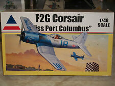 "Accurate Miniatures 1/48 Scale F2G Corsair ""Miss Port Columbus"""