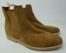 Common Projects Chelsea Boots Brown Suede Shoes Size 43