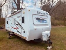 2008 McKenzie Starwood LX 34SKD Bumper Pull Towable Travel Trailer Camper Monaco