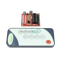 8-Channel Relay Driving IR Infrared Receiver Module 3-5V +9 Keys Remote Control