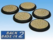 40mm Resin Scenic RS Bases (5) Random Tile