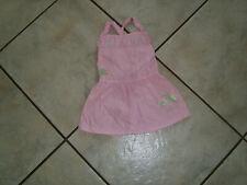 *Traum Sommer Kleid PAMPOLINA Gr.68 rosa Jungle Paradise w.Neu