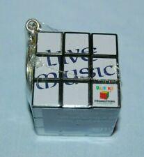 Cubo de Rubik Promocional Mini Llavero Sellado