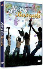 Rang De Basanti - Aamir Khan - Hindi Movie DVD / Region Free / English Subtitles